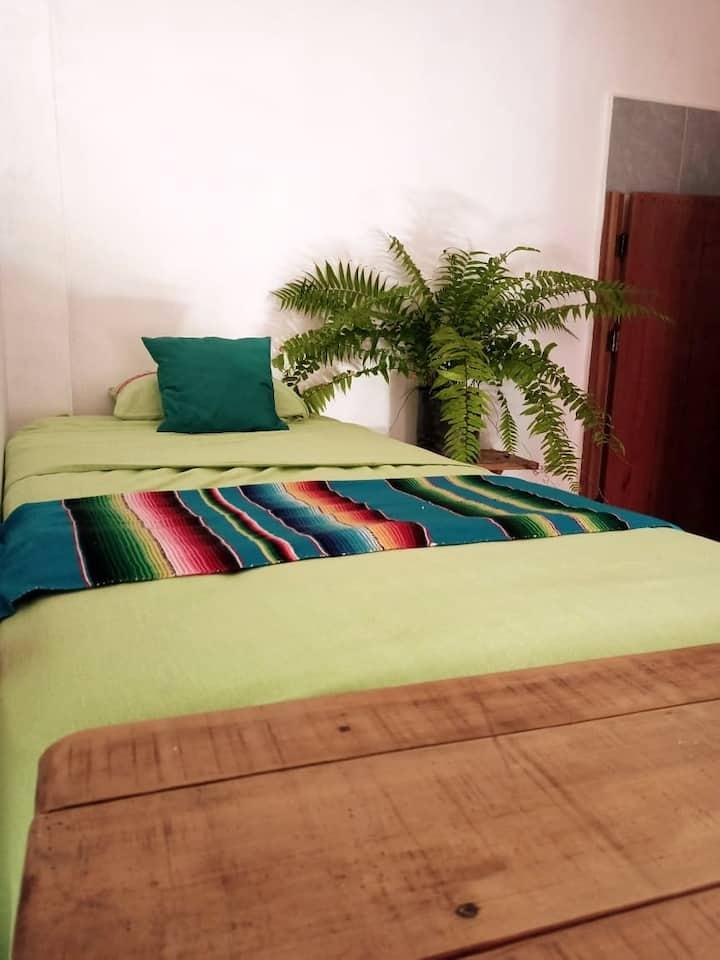Cabaña con la mejor ubicación en Punta Zicatela