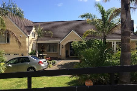 Western Heights .. Luxury self contained Apartment - Auckland - Appartement