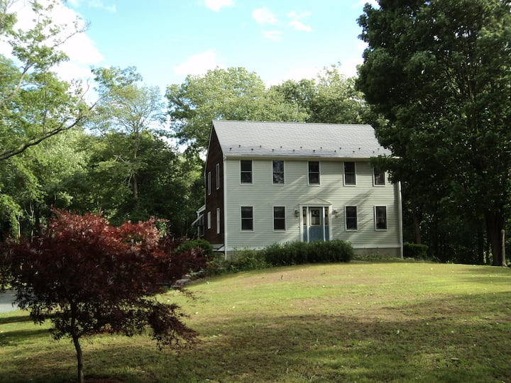 Country location, close to Providence, RI