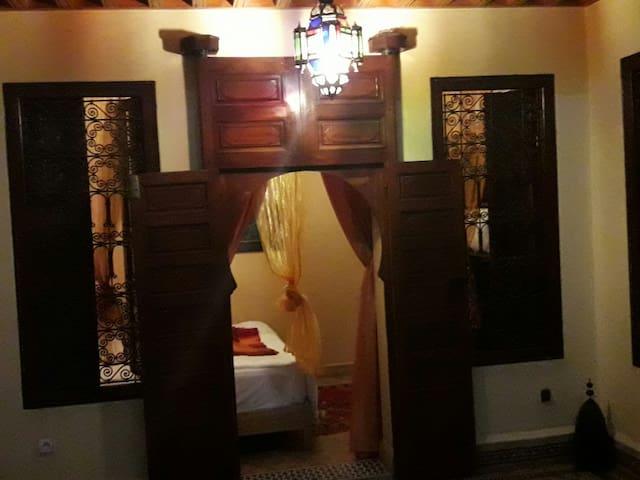 Comfortabel kamer in het hart van de medina (Riad) - Marrakesh - Pension