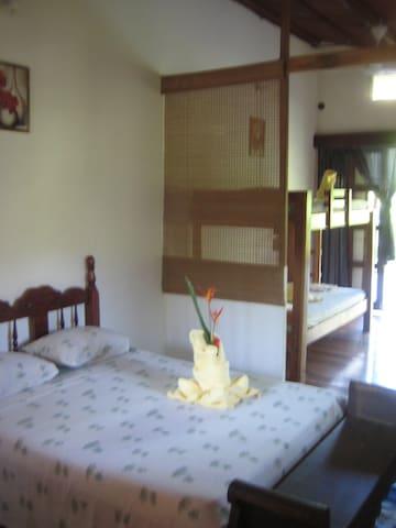 Adjoining Bedrooms