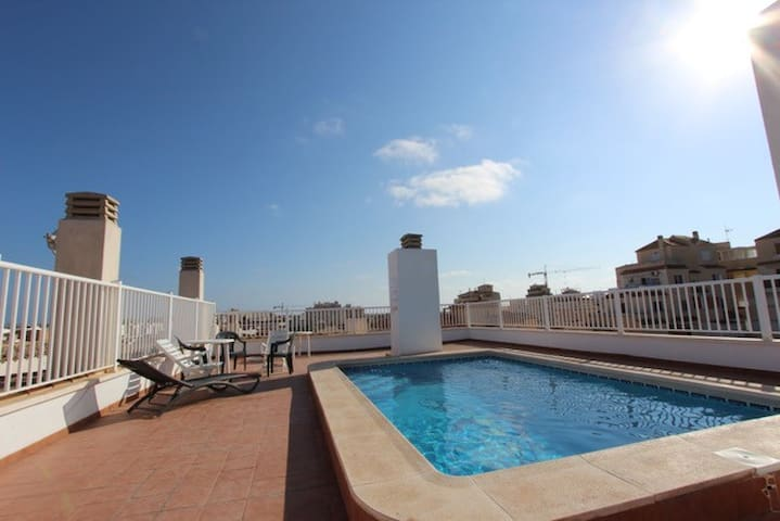 A cozy apartment near the centre of Torrevieja!