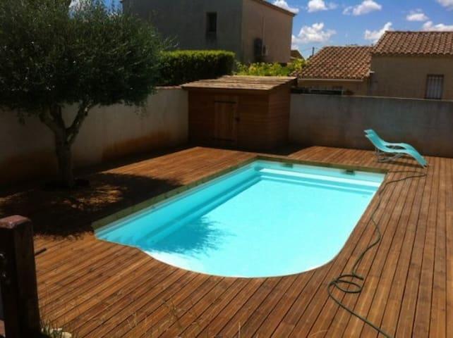 Villa en Provence avec piscine - Tarascon - Villa