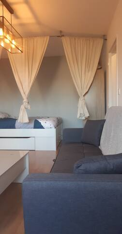 Appartement cosy sur Angers