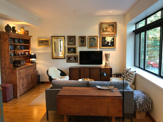Chic Downtown Portsmouth Condo