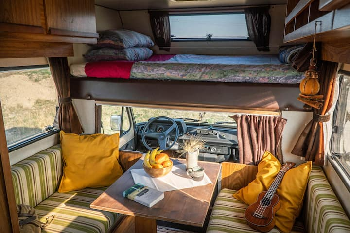 Camper vintage - van life