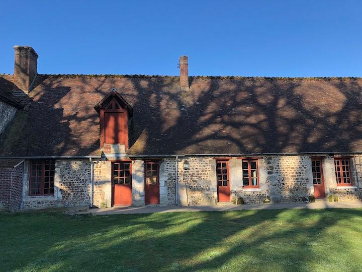 Gîte Furstenberg au Château de Beaumesnil