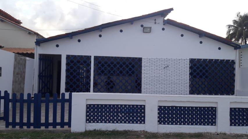 Casa a beira mar - Cabedelo-PB (Praia de Formosa)