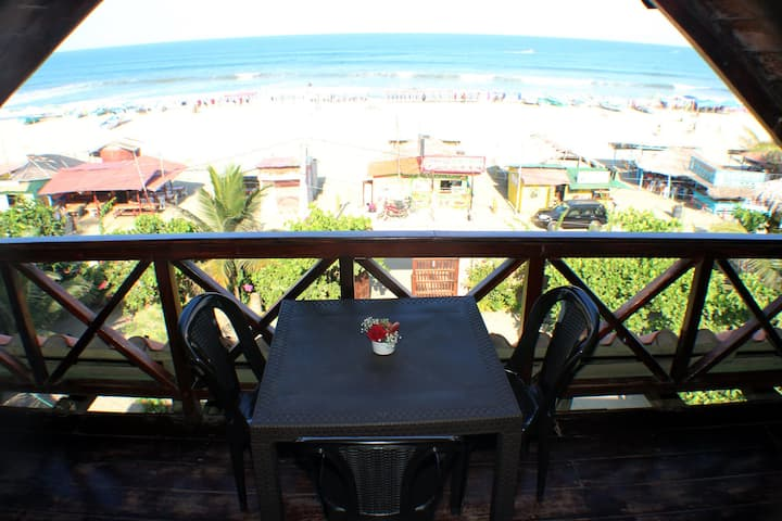 Hostal La Vista Beach Front - Penthouse Suite