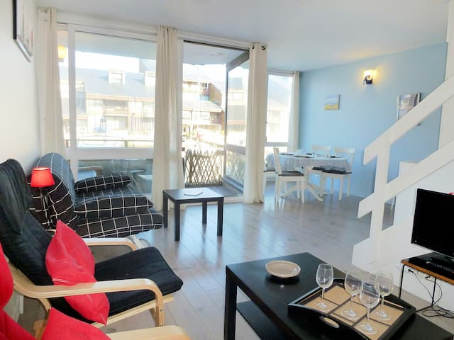 2-room apartment 45 m² Les Marinas - Deauville-Trouville - Wohnung
