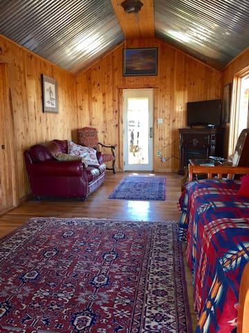 Cochise Ranch Guest Cabin - Roswell - Houten huisje