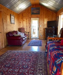 Cochise Ranch Guest Cabin - Roswell