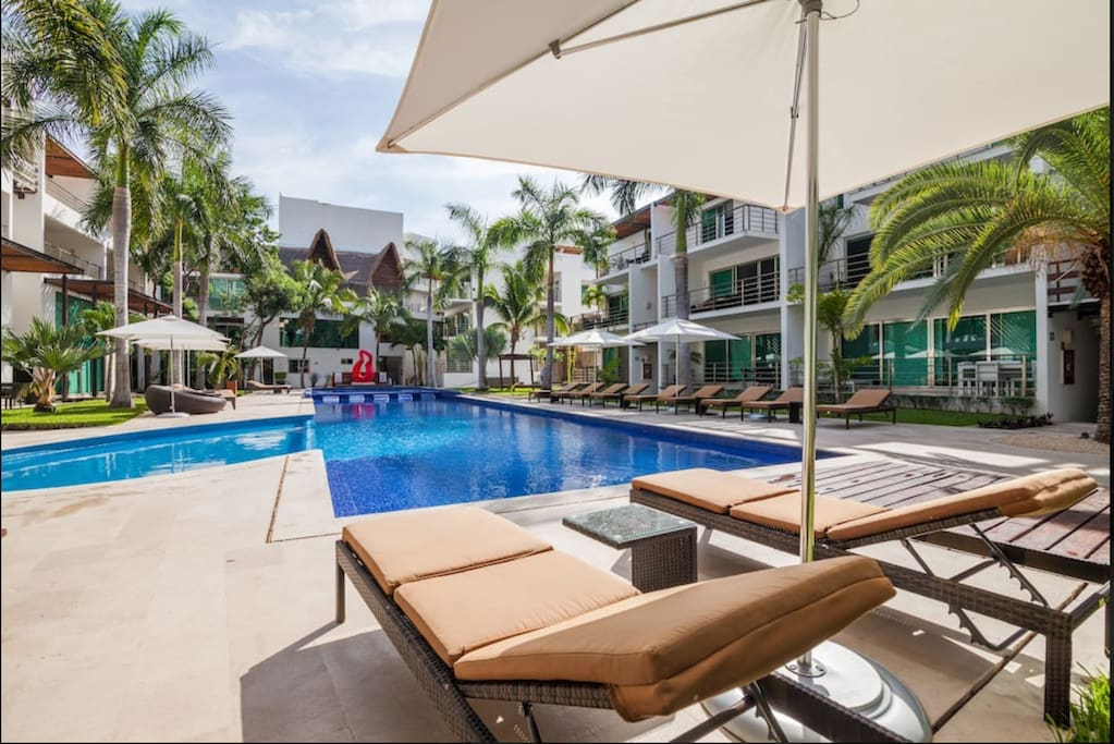 3 Bedroom - 8ppl - Playa Del Carmen