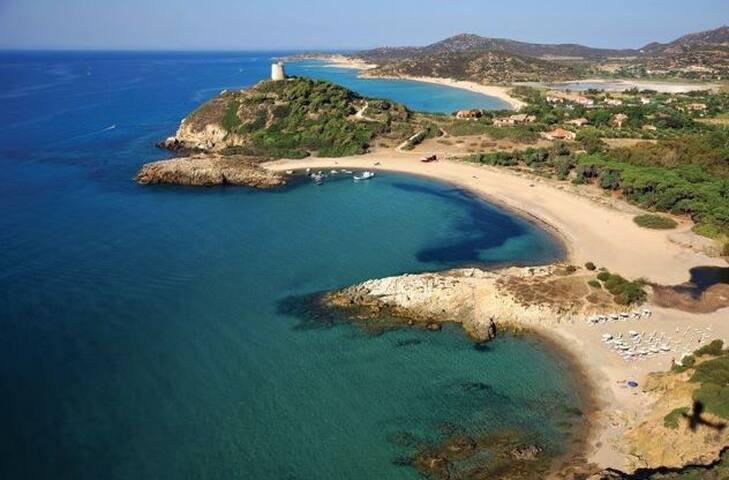 Chia's Beaches