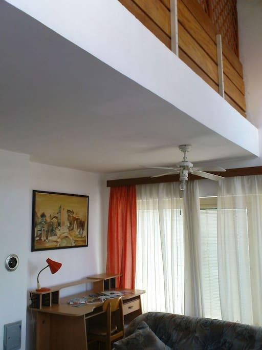 A1(4+2): interior