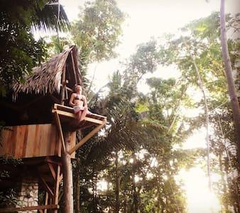 Green Sky Bungalow Batukaras