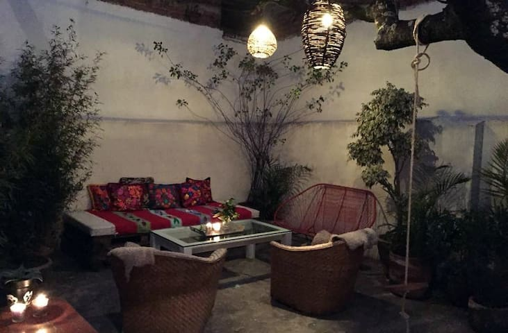 Beautiful house with backyard in DF - Mexiko-Stadt - Haus