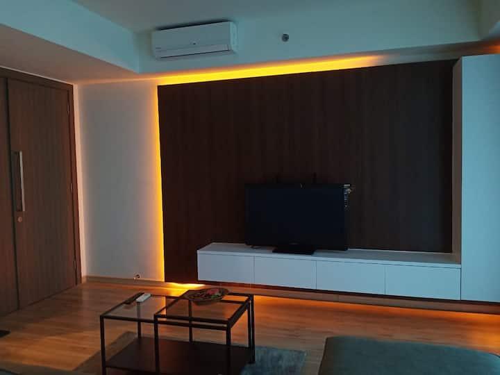 31st Floor Sky Garden Apartment, West Jakarta CBD