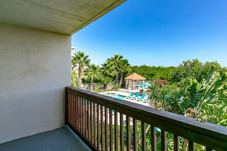 Studio Beach Condo in Old Town - Port Aransas - Társasház