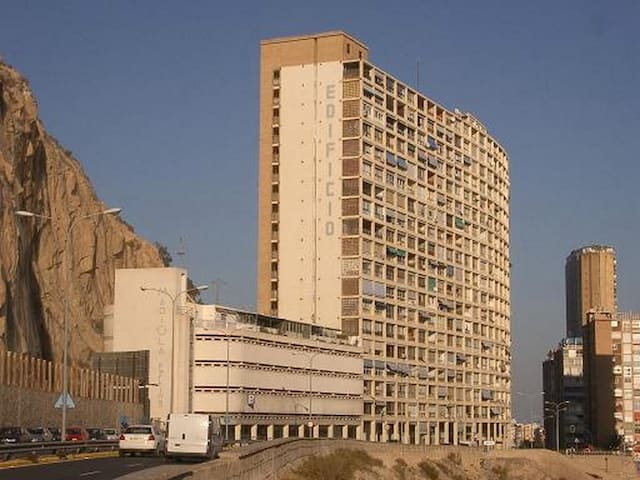 Apartamento Gafner 4 - bajo (Playa Albufera)