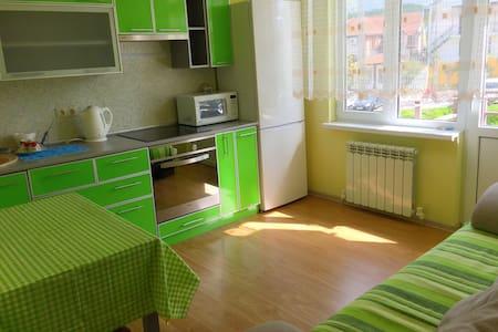 Уютная солнечная квартира для семьи
