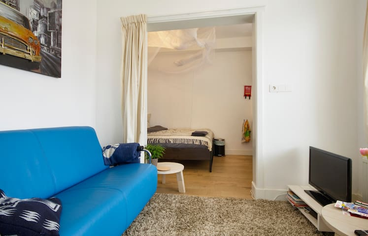 Perfect Studio near Vondelpark / excellent service