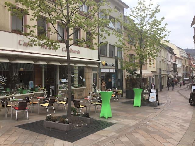 Wohnen direkt im Stadtzentrum von Neustadt