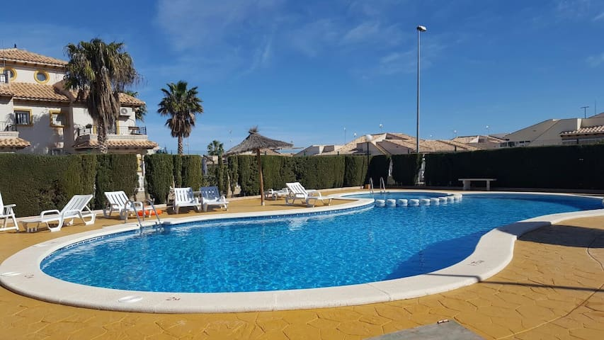 La Zenia/Cabo Roig 2-Bed Apartment - Oriola - Pis