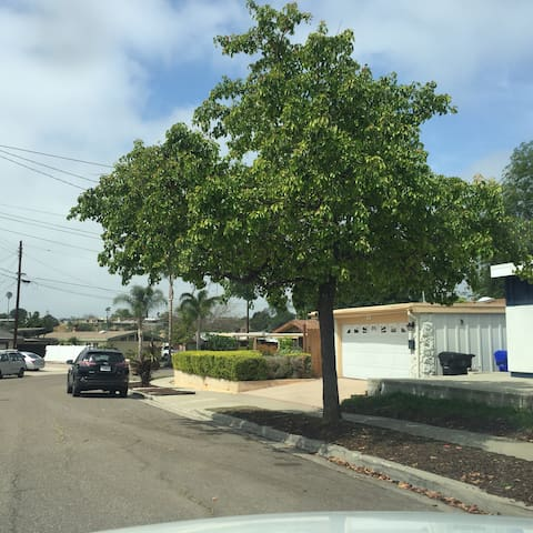 Centrally located in San Diego (MV)