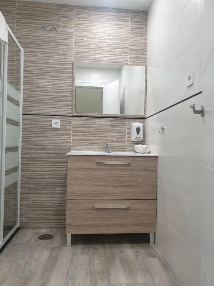 Apartamento dúplex 10camas en literas