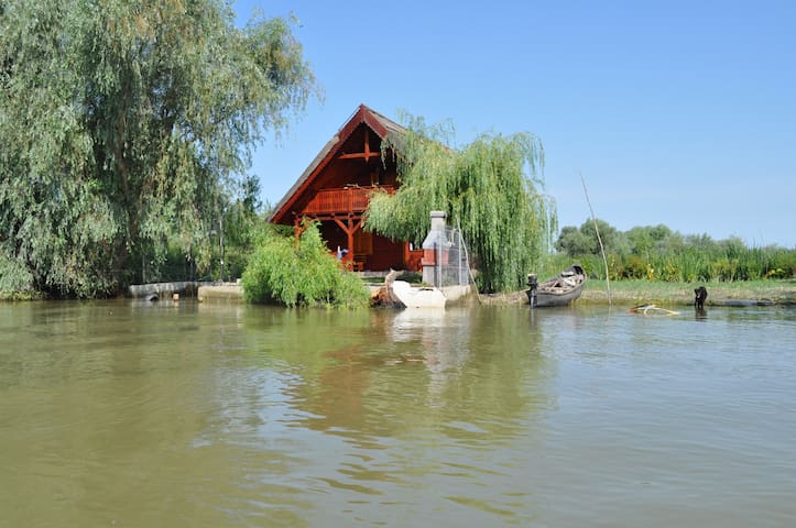 Agapie House Danube Delta - Uzlina