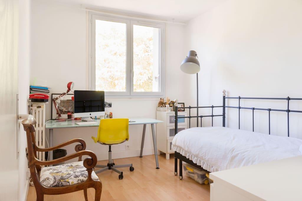 Chambre tudiant au calme appartements louer saint for Chambre etudiant