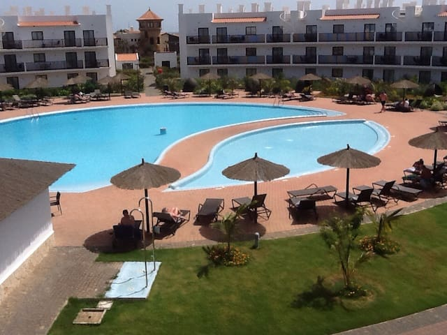 5* Sal Dunas Beach Resort 1 Bed Superior Apartment - Sal - Appartement