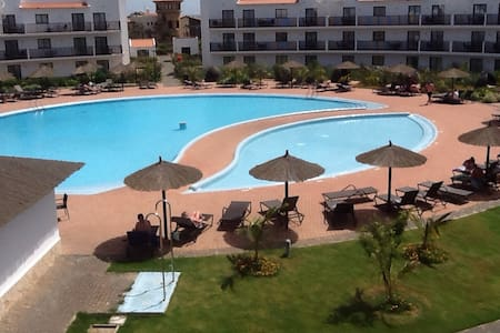 5* Sal Dunas Beach Resort 1 Bed Apt - Sal