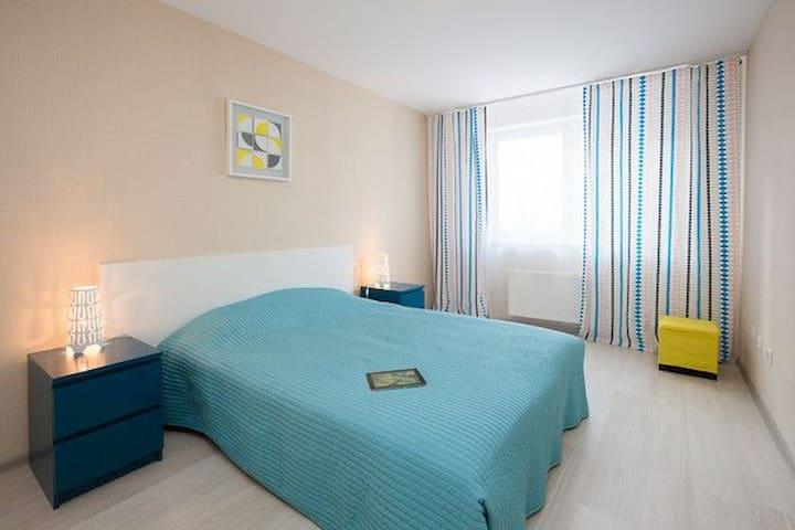 Beautiful inexpensive apartment - Belgorod - Apartament
