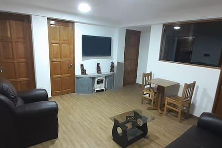 Apu Kawarisun Apartment, Pisac, Valle Sagrado