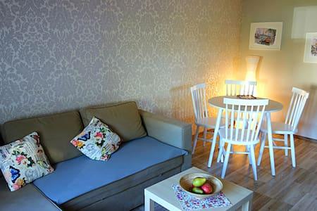 Apartament w sercu Olsztyna, 5min od Starówki - Appartement