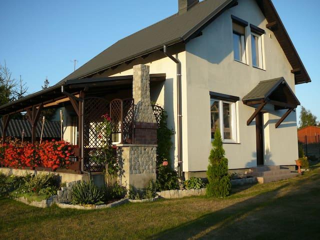 Marianowka - Ostrówce - Rumah