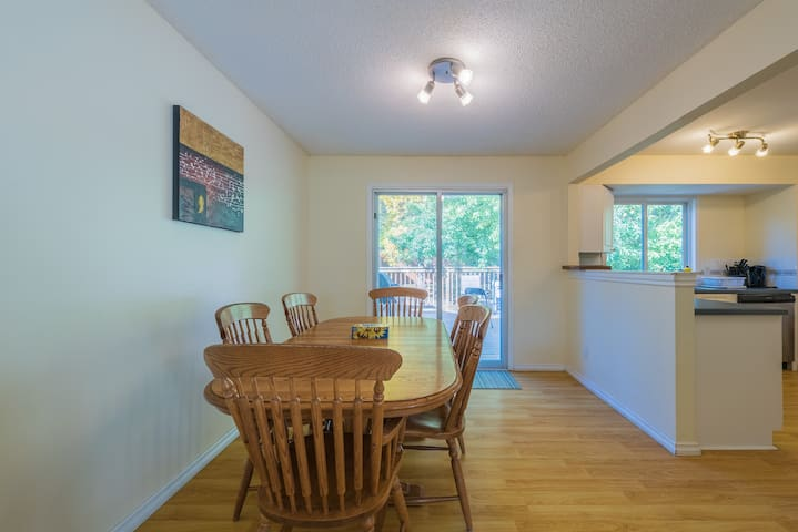 Beautiful  Full Furnished House at SW Calgary