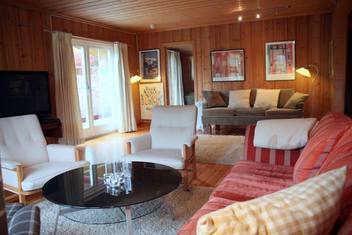 Flott hus på Akkerhaugen Telemark - Sauherad - Dům
