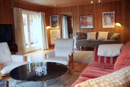 Flott hus på Akkerhaugen Telemark
