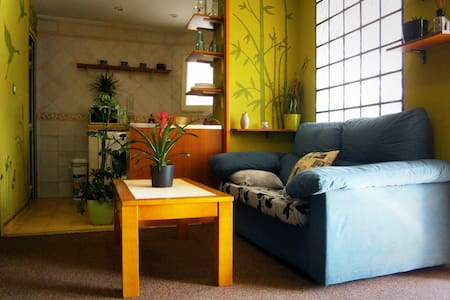 Loft zen cheerful, bright and quiet - Vitoria-Gasteiz - 阁楼