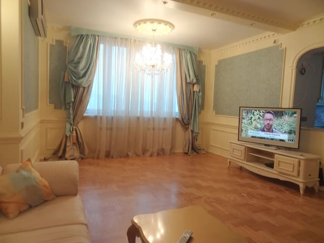 Lovely apartment in French style - Kiev - Leilighet