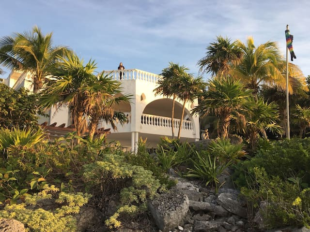 Tulum Bed And Breakfast/All inclusive Beach front