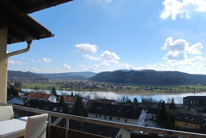 2-Zimmer-Wohnung mit Südbalkon - Waldshut-Tiengen - Apartment
