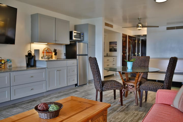 Paradise Found! Comfortable Unit with AC Throughout on Sapphire Beach