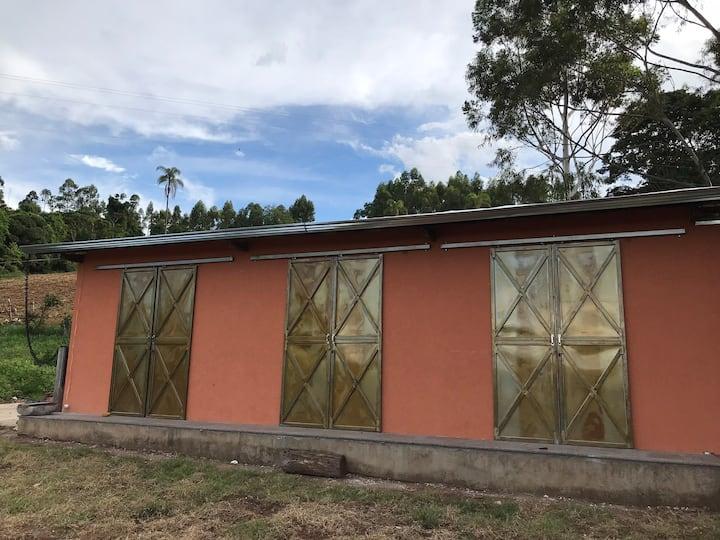 Rancho dos Pássaros Amarelos - Apto Tucanos