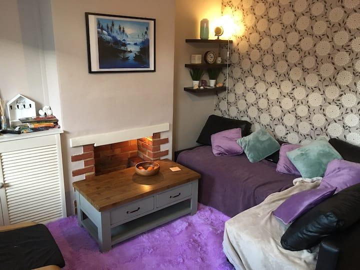 Double bedroom in homey house