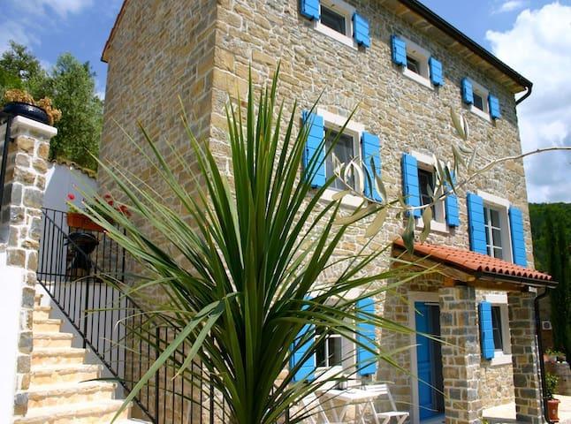 Vila Kentic - comfortable rustic house