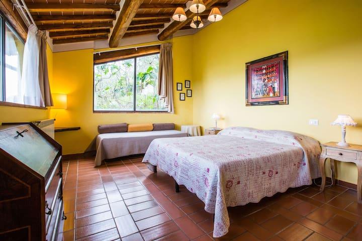 Il Melo Apartment with a view in Chianti